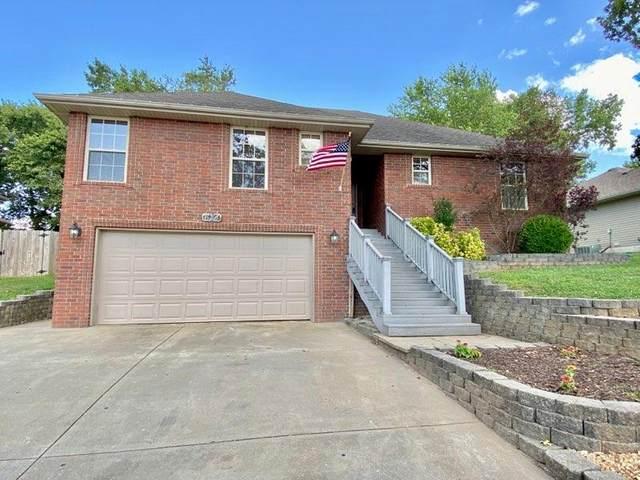 624 N Jerico Street, Nixa, MO 65714 (MLS #60170716) :: The Real Estate Riders