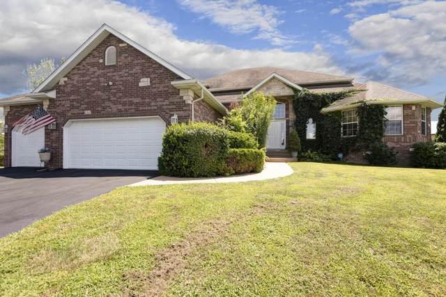1750 W Copper Creek Road, Nixa, MO 65714 (MLS #60170774) :: Weichert, REALTORS - Good Life