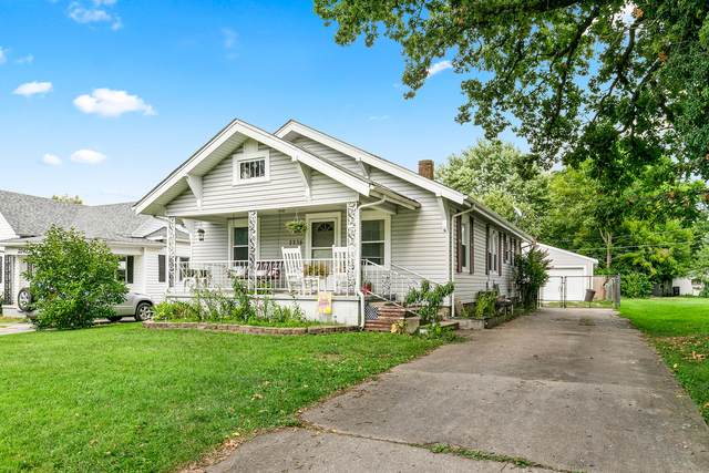 2238 N Douglas Avenue, Springfield, MO 65803 (MLS #60170779) :: The Real Estate Riders