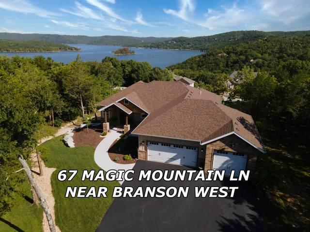 67 Magic Mountain Lane, Galena, MO 65656 (MLS #60170805) :: The Real Estate Riders