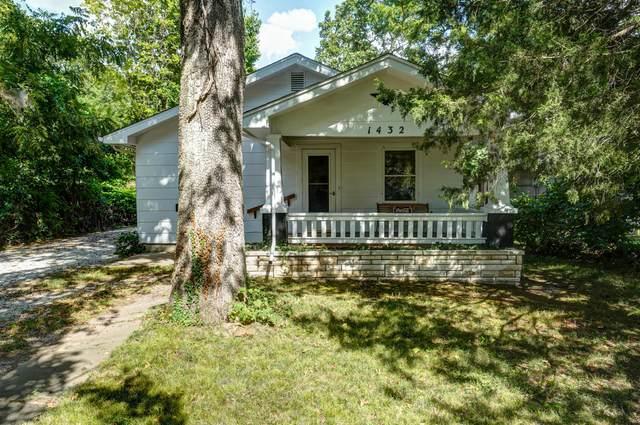 1432 N Lafontaine Avenue, Springfield, MO 65802 (MLS #60170901) :: Weichert, REALTORS - Good Life