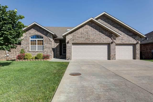 885 W Chestnut Bend Circle, Nixa, MO 65714 (MLS #60170905) :: Evan's Group LLC
