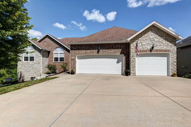 134 S Peach Brook Road, Nixa, MO 65714 (MLS #60170917) :: Team Real Estate - Springfield