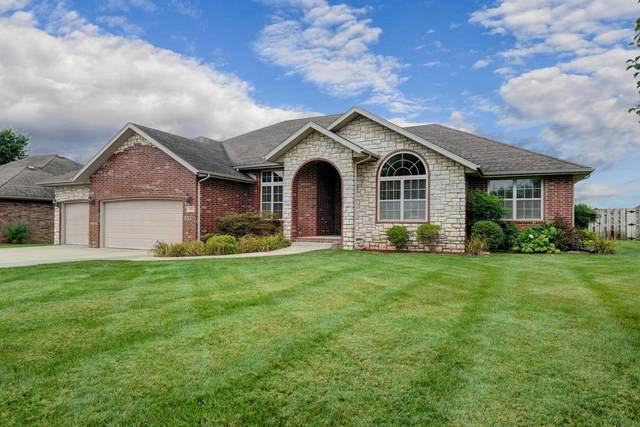 705 N Ellen Street, Nixa, MO 65714 (MLS #60170969) :: Team Real Estate - Springfield