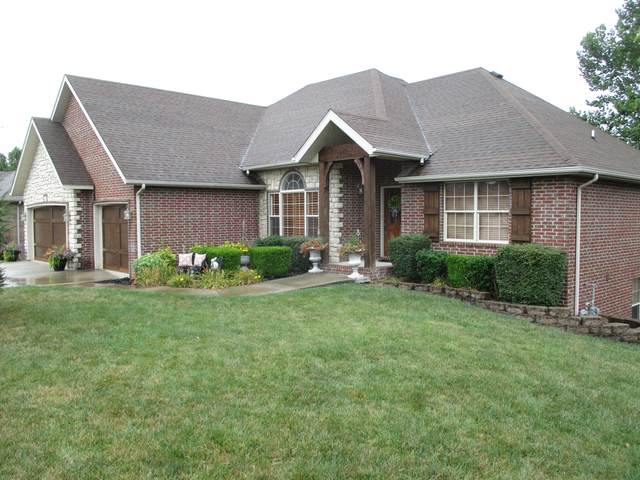 1913 E Highview Drive, Ozark, MO 65721 (MLS #60170989) :: Evan's Group LLC