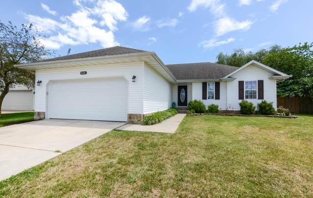 908 W Brookshire Court, Ozark, MO 65721 (MLS #60170994) :: Sue Carter Real Estate Group