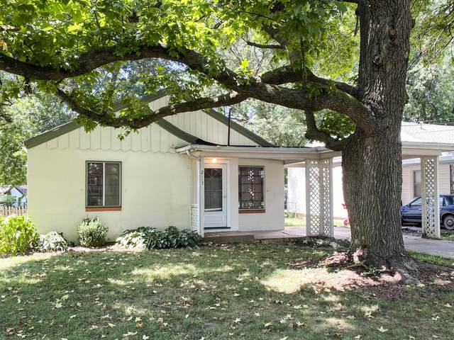 2113 S Florence Avenue, Springfield, MO 65807 (MLS #60171017) :: Evan's Group LLC