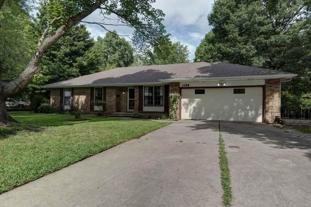 1139 E Morningside Street, Springfield, MO 65807 (MLS #60171025) :: Evan's Group LLC