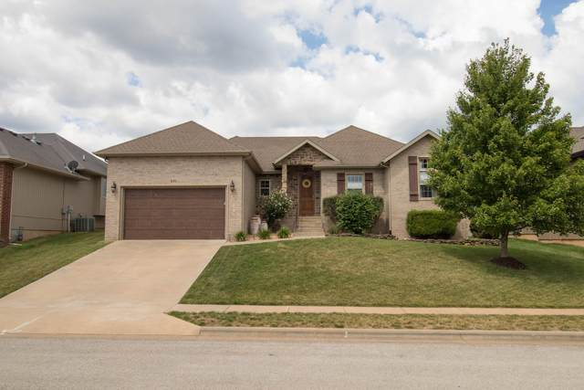 631 N Alexandria Street, Nixa, MO 65714 (MLS #60171123) :: Team Real Estate - Springfield