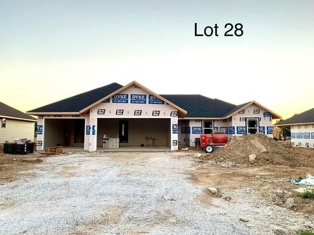 505 Woodland Hills Ave, Rogersville, MO 65742 (MLS #60171532) :: Weichert, REALTORS - Good Life