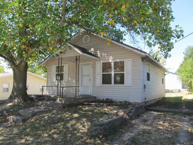 407 N Spring Street, Ava, MO 65608 (MLS #60171735) :: Evan's Group LLC