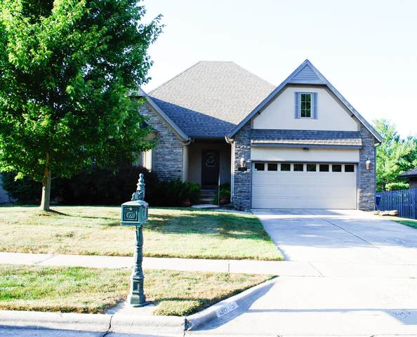 3605 E Loren Street, Springfield, MO 65809 (MLS #60171780) :: The Real Estate Riders