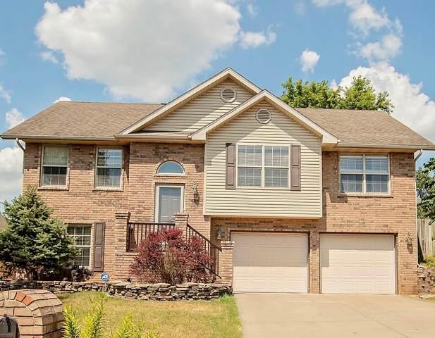 121 W Sandalwood Lane, Nixa, MO 65714 (MLS #60172012) :: Weichert, REALTORS - Good Life