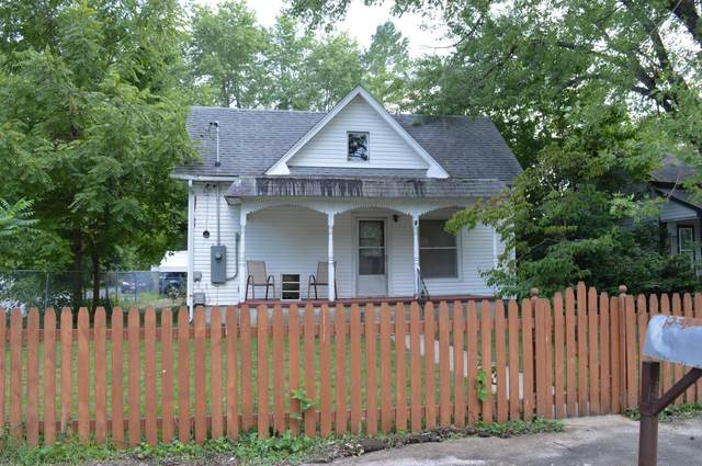 302 Cross Street, Sarcoxie, MO 64862 (MLS #60172014) :: The Real Estate Riders