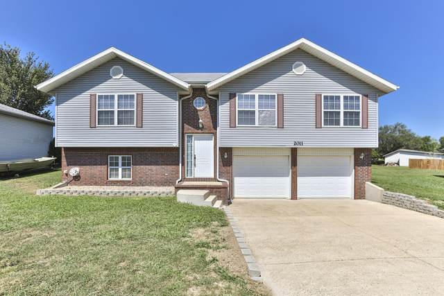 2011 Carolyn Drive, Pleasant Hope, MO 65725 (MLS #60172107) :: Weichert, REALTORS - Good Life