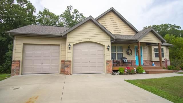 55 E Pine Lane, Reeds Spring, MO 65737 (MLS #60172298) :: Weichert, REALTORS - Good Life