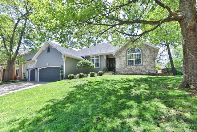 5843 S Clay Avenue, Springfield, MO 65810 (MLS #60172339) :: The Real Estate Riders