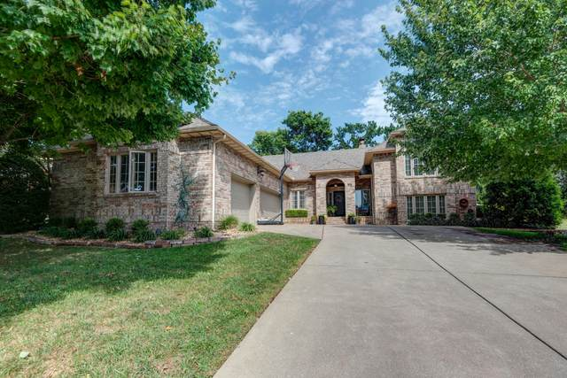 3107 Winged Foot Drive, Nixa, MO 65714 (MLS #60172457) :: Clay & Clay Real Estate Team