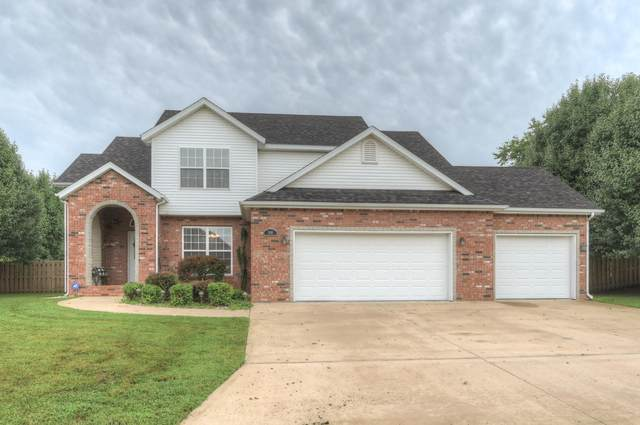 910 W Briarbrook Lane, Carl Junction, MO 64834 (MLS #60172671) :: Clay & Clay Real Estate Team