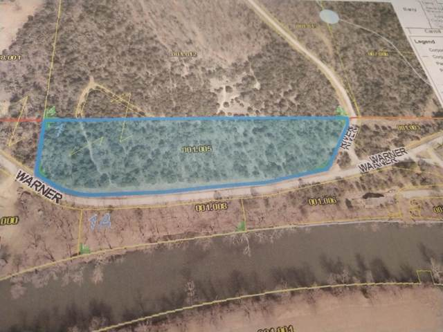 4.67 Acres Warner Rd  ( James River  Ftg), Crane, MO 65633 (MLS #60172925) :: Weichert, REALTORS - Good Life