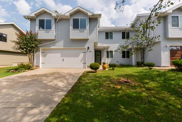 136 Travis Trail, Branson, MO 65616 (MLS #60173040) :: The Real Estate Riders