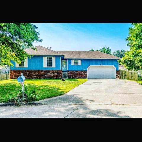2112 S Lexington Avenue, Springfield, MO 65807 (MLS #60173043) :: The Real Estate Riders