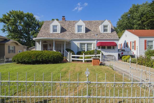 1215 E University Street, Springfield, MO 65804 (MLS #60173125) :: The Real Estate Riders