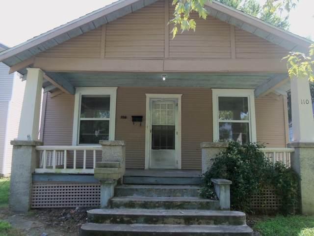 110 Jasper Street, Aurora, MO 65605 (MLS #60173165) :: Team Real Estate - Springfield