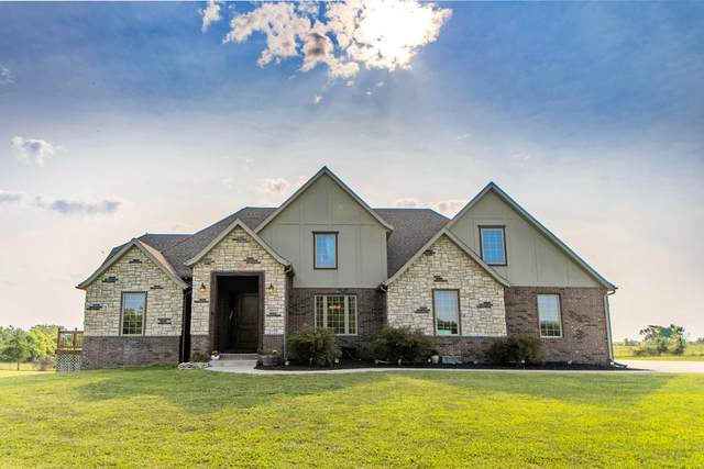 934 Oak Ridge Road, Sparta, MO 65753 (MLS #60173181) :: Team Real Estate - Springfield