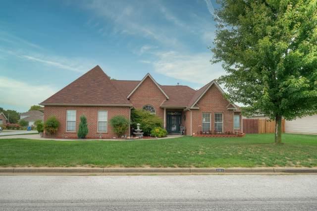 101 Jason Boulevard, Webb City, MO 64870 (MLS #60173394) :: The Real Estate Riders