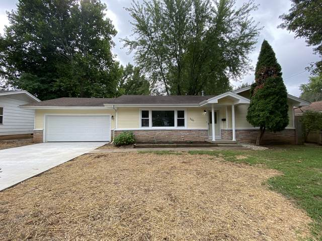 640 E Edgewood Street, Springfield, MO 65807 (MLS #60173398) :: Weichert, REALTORS - Good Life
