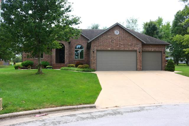 516 Chapel Hill Court, Nixa, MO 65714 (MLS #60173441) :: The Real Estate Riders