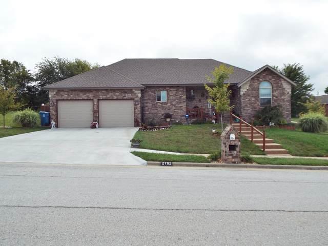 2702 W Colton, Ozark, MO 65721 (MLS #60173496) :: The Real Estate Riders