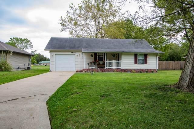 1854 N Oak Grove Avenue, Springfield, MO 65803 (MLS #60173524) :: The Real Estate Riders