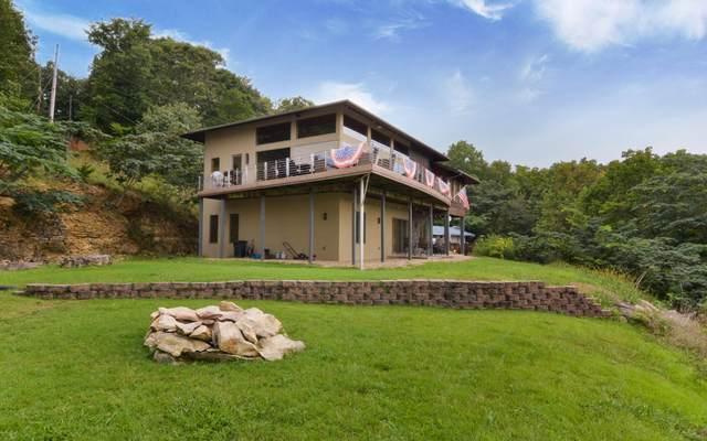 235 Big Bluff Road, Shell Knob, MO 65747 (MLS #60173574) :: The Real Estate Riders