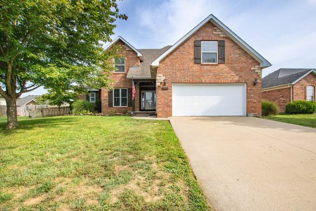 811 E Montarosa Drive, Nixa, MO 65714 (MLS #60173609) :: The Real Estate Riders