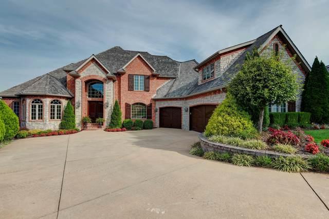 6049 S Lookout Ridge Drive, Ozark, MO 65721 (MLS #60173660) :: Weichert, REALTORS - Good Life