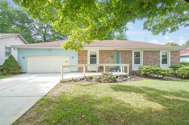 210 E Crestview Street, Springfield, MO 65807 (MLS #60173728) :: The Real Estate Riders