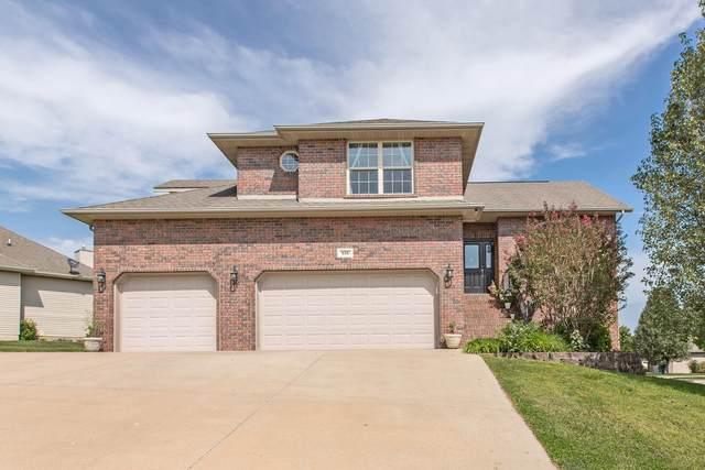 616 N Ritter Avenue, Nixa, MO 65714 (MLS #60173782) :: The Real Estate Riders