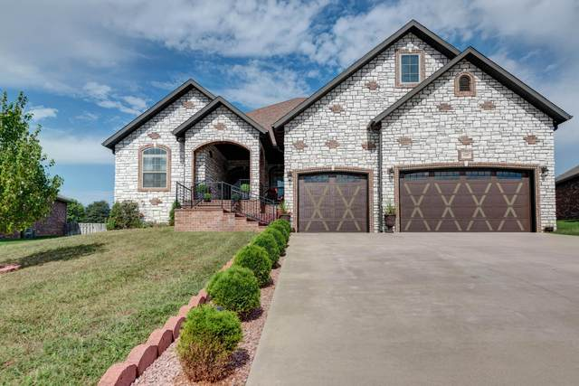 1605 N Oakfair Place, Springfield, MO 65802 (MLS #60173786) :: The Real Estate Riders