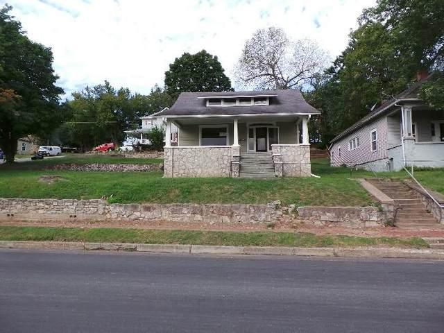 212 S Jefferson Street, Neosho, MO 64850 (MLS #60173858) :: Evan's Group LLC