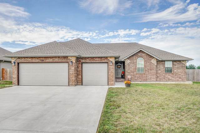 217 W Corsica Street, Republic, MO 65738 (MLS #60173948) :: Sue Carter Real Estate Group
