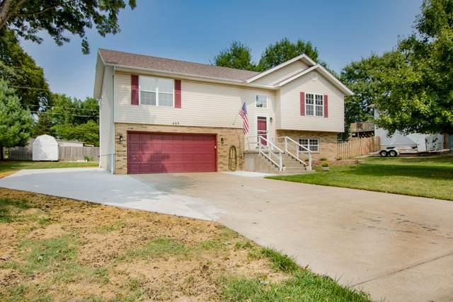 403 Jeb Street, Willard, MO 65781 (MLS #60173962) :: Clay & Clay Real Estate Team