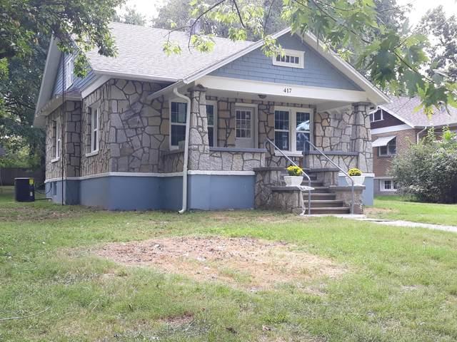 417 E Hickory Street, Neosho, MO 64850 (MLS #60173963) :: Clay & Clay Real Estate Team