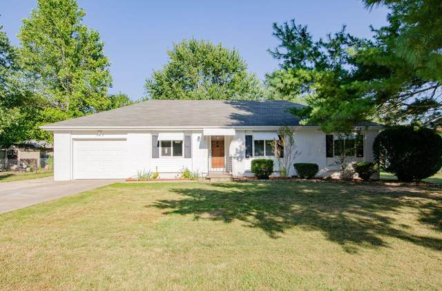 302 N Fairwood Avenue, Republic, MO 65738 (MLS #60174127) :: Sue Carter Real Estate Group
