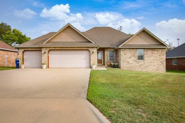116 Deer Run, Willard, MO 65781 (MLS #60174177) :: The Real Estate Riders