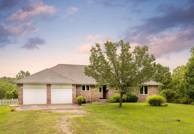 575 Camp Creek Road, Highlandville, MO 65669 (MLS #60174191) :: Weichert, REALTORS - Good Life