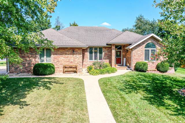 701 Bennett Court, Nixa, MO 65714 (MLS #60174259) :: Weichert, REALTORS - Good Life