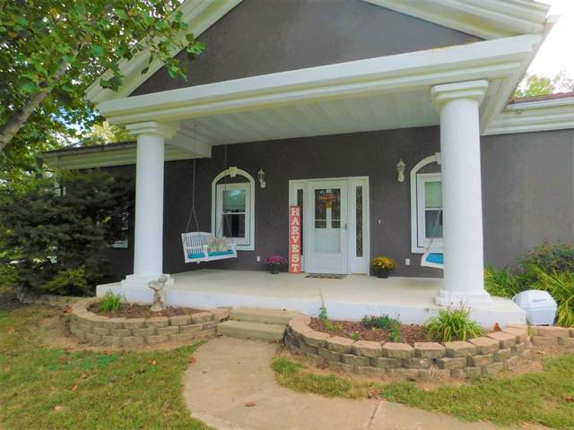 2520 State Route U, Willow Springs, MO 65793 (MLS #60174368) :: Team Real Estate - Springfield