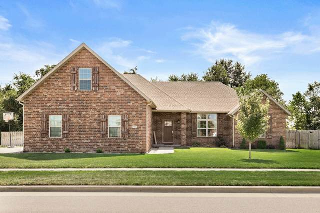 286 W Thistlewood Drive, Springfield, MO 65803 (MLS #60174370) :: Weichert, REALTORS - Good Life